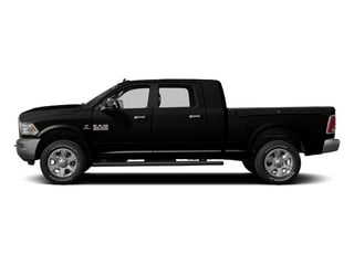 Black Clearcoat 2014 Ram 3500 Pictures 3500 Mega Cab Longhorn 2WD photos side view