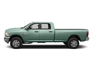 Construction Yellow 2014 Ram Truck 3500 Pictures 3500 Crew Cab SLT 2WD photos side view