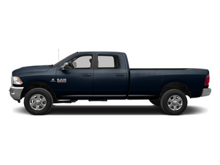 True Blue Pearlcoat 2014 Ram Truck 3500 Pictures 3500 Crew Cab Laramie 2WD photos side view