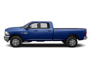 Blue Streak Pearlcoat 2014 Ram Truck 3500 Pictures 3500 Crew Cab SLT 2WD photos side view