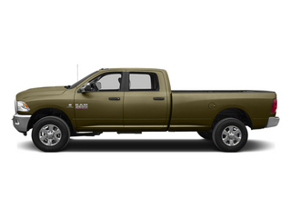 Prairie Pearlcoat 2014 Ram Truck 3500 Pictures 3500 Crew Cab SLT 2WD photos side view