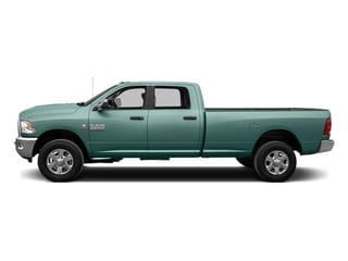 Light Green 2014 Ram Truck 3500 Pictures 3500 Crew Cab SLT 2WD photos side view
