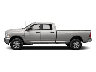 Bright Silver Metallic Clearcoat 2014 Ram Truck 3500 Pictures 3500 Crew Cab Longhorn 4WD photos side view