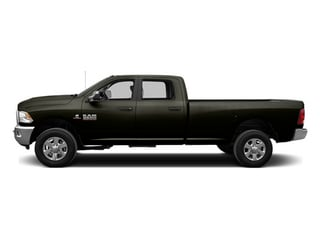 Black Gold Pearlcoat 2014 Ram Truck 3500 Pictures 3500 Crew Cab Longhorn 4WD photos side view