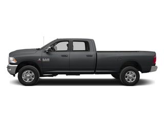 Detonator Yellow Clearcoat 2014 Ram Truck 3500 Pictures 3500 Crew Cab SLT 2WD photos side view