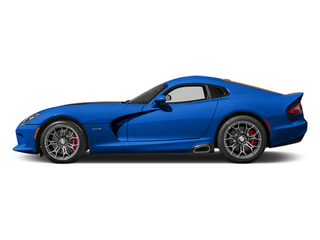 Competition Blue Pearl Coat 2014 Dodge SRT Viper Pictures SRT Viper 2 Door Coupe photos side view