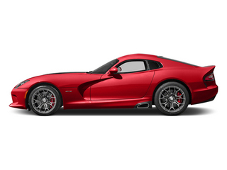 Adrenaline Red 2014 Dodge SRT Viper Pictures SRT Viper 2 Door Coupe photos side view
