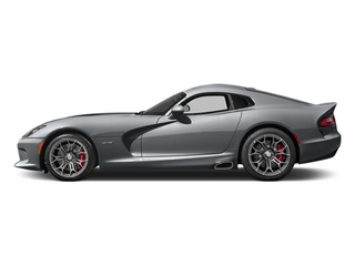 Billet Silver Metallic Clearcoat 2014 Dodge SRT Viper Pictures SRT Viper 2 Door Coupe photos side view