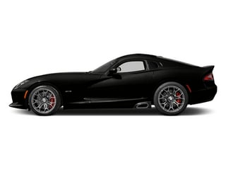 Venom Black Clearcoat 2014 Dodge SRT Viper Pictures SRT Viper 2 Door Coupe photos side view