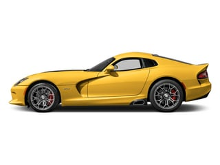 Race Yellow 2014 Dodge SRT Viper Pictures SRT Viper 2 Door Coupe photos side view