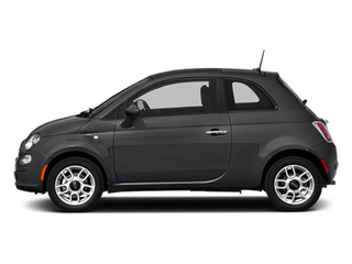 Granito Lucente (Granite Crystal) 2014 FIAT 500 Pictures 500 Hatchback 3D Pop I4 photos side view
