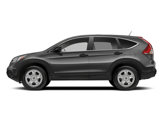 Crystal Black Pearl 2014 Honda CR-V Pictures CR-V Utility 4D LX 2WD I4 photos side view