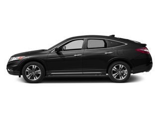 Crystal Black Pearl 2014 Honda Crosstour Pictures Crosstour Utility 4D EX-L 2WD V6 photos side view