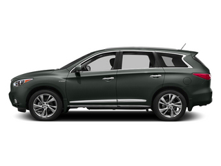 Emerald Graphite 2014 INFINITI QX60 Pictures QX60 Utility 4D Hybrid AWD I4 photos side view