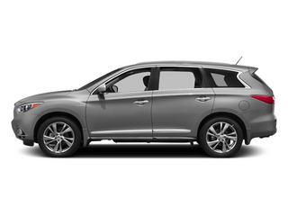 Liquid Platinum 2014 INFINITI QX60 Pictures QX60 Utility 4D Hybrid AWD I4 photos side view