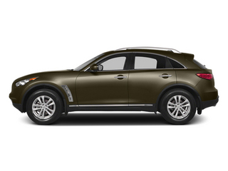 Umbria Twilight 2014 INFINITI QX70 Pictures QX70 Utility 4D 2WD V6 photos side view
