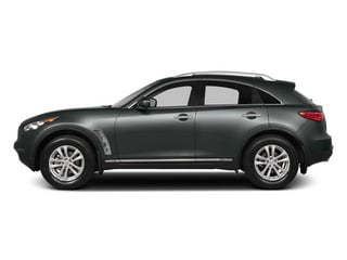 Graphite Shadow 2014 INFINITI QX70 Pictures QX70 Utility 4D 2WD V6 photos side view