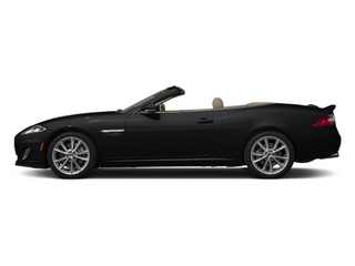 Ebony 2014 Jaguar XK Pictures XK Convertible 2D Touring V8 photos side view