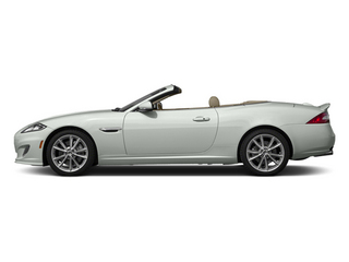 Polaris White 2014 Jaguar XK Pictures XK Convertible 2D Touring V8 photos side view