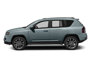 Winter Chill Pearlcoat 2014 Jeep Compass Pictures Compass Utility 4D Altitude 4WD photos side view