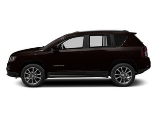 Rugged Brown Pearlcoat 2014 Jeep Compass Pictures Compass Utility 4D Altitude 4WD photos side view