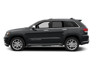 Granite Crystal Metallic Clearcoat 2014 Jeep Grand Cherokee Pictures Grand Cherokee Utility 4D Summit 4WD photos side view
