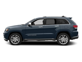 Pacific Blue Clearcoat 2014 Jeep Grand Cherokee Pictures Grand Cherokee Utility 4D Summit 4WD photos side view