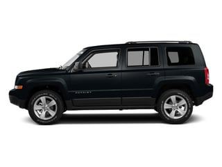 Maximum Steel Metallic Clearcoat 2014 Jeep Patriot Pictures Patriot Utility 4D Limited 2WD photos side view