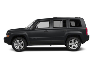 Granite Crystal Metallic Clearcoat 2014 Jeep Patriot Pictures Patriot Utility 4D Limited 2WD photos side view