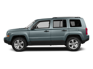 Winter Chill Pearlcoat 2014 Jeep Patriot Pictures Patriot Utility 4D Limited 2WD photos side view