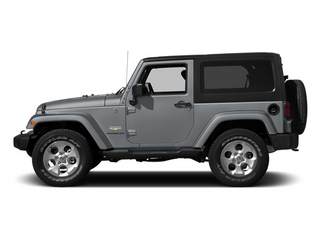 Billet Metallic Clearcoat 2014 Jeep Wrangler Pictures Wrangler Utility 2D Rubicon 4WD V6 photos side view