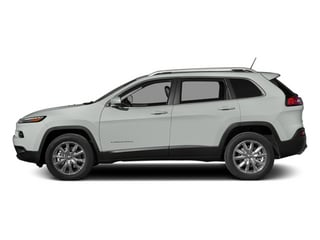 Bright White Clearcoat 2014 Jeep Cherokee Pictures Cherokee Utility 4D Limited 4WD photos side view