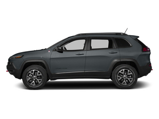 Anvil Clear Coat 2014 Jeep Cherokee Pictures Cherokee Utility 4D Trailhawk 4WD photos side view