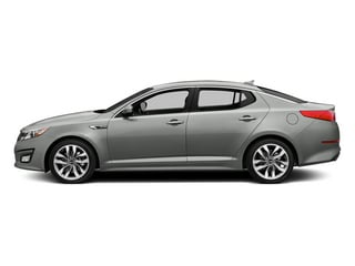 Titanium Silver 2014 Kia Optima Pictures Optima Sedan 4D SX Limited I4 Turbo photos side view