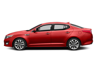 Remington Red Metallic 2014 Kia Optima Pictures Optima Sedan 4D SX Limited I4 Turbo photos side view
