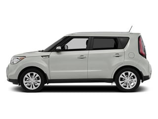 Clear White 2014 Kia Soul Pictures Soul Wagon 4D + I4 photos side view