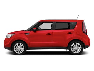 Inferno Red 2014 Kia Soul Pictures Soul Wagon 4D + I4 photos side view