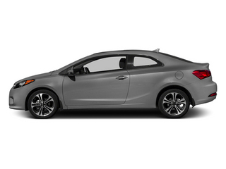 Graphite Steel 2014 Kia Forte Koup Pictures Forte Koup Coupe 2D EX I4 photos side view