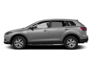 Liquid Silver 2014 Mazda CX-9 Pictures CX-9 Utility 4D Sport 2WD V6 photos side view