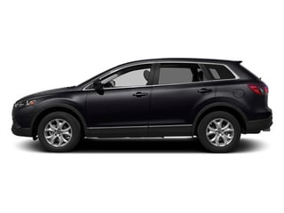 Meteor Gray Mica 2014 Mazda CX-9 Pictures CX-9 Utility 4D GT 2WD V6 photos side view