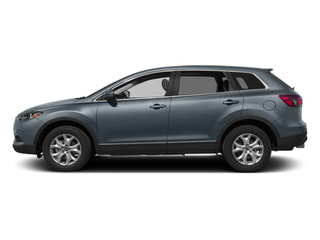 Blue Reflex Mica 2014 Mazda CX-9 Pictures CX-9 Utility 4D GT 2WD V6 photos side view