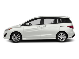 Crystal White Pearl 2014 Mazda Mazda5 Pictures Mazda5 Wagon 5D GT I4 photos side view