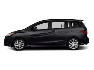 Meteor Gray Mica 2014 Mazda Mazda5 Pictures Mazda5 Wagon 5D GT I4 photos side view