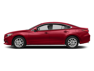 Soul Red Metallic 2014 Mazda Mazda6 Pictures Mazda6 Sedan 4D i Touring Tech I4 photos side view