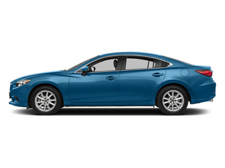 Blue Reflex Mica 2014 Mazda Mazda6 Pictures Mazda6 Sedan 4D i Touring Tech I4 photos side view