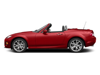 True Red 2014 Mazda MX-5 Miata Pictures MX-5 Miata Convertible 2D Sport I4 photos side view