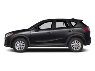 Meteor Gray Mica 2014 Mazda CX-5 Pictures CX-5 Utility 4D GT AWD I4 photos side view