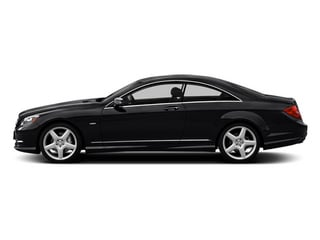 Black 2014 Mercedes-Benz CL-Class Pictures CL-Class Coupe 2D CL550 AWD V8 Turbo photos side view