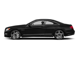 Obsidian Black Metallic 2014 Mercedes-Benz CL-Class Pictures CL-Class Coupe 2D CL63 AMG V8 Turbo photos side view