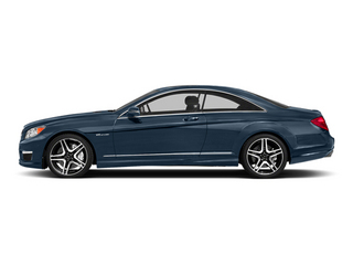 Monarch Blue Metallic 2014 Mercedes-Benz CL-Class Pictures CL-Class Coupe 2D CL63 AMG V8 Turbo photos side view